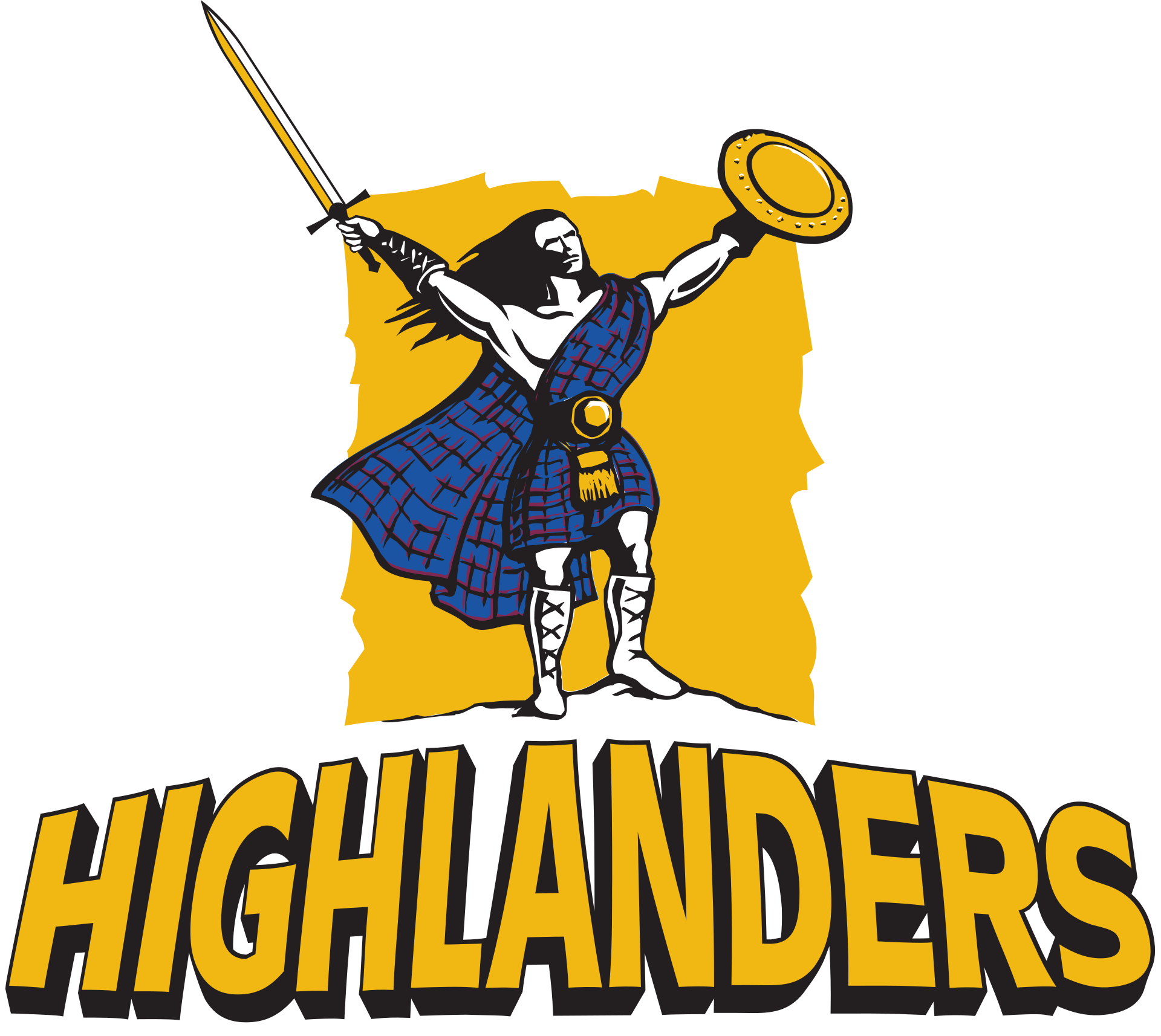 Official painting sponsor of the Highlanders